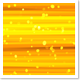 Golden Waves with particles Moving - VideoHive Item for Sale