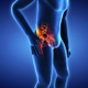 Injured Man Suffering From Pelvic Pain Or Hip Joint Injury - VideoHive Item for Sale