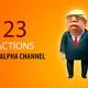 Trump 23 Actions