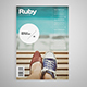 62 Pages Minimal Magazine - GraphicRiver Item for Sale