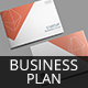 Tech Startup Business Plan - GraphicRiver Item for Sale