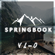 Springbook - Responsive WordPress Blog Travel Photography Theme Nulled