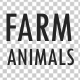 Farm Animals - Silhouettes Pack - VideoHive Item for Sale