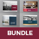 Mega Catalogs Brochures Bundle - GraphicRiver Item for Sale