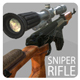 SVD Dragunov Sniper Rifle - 3DOcean Item for Sale