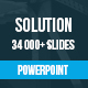 Solution Powerpoint Presentation Template - GraphicRiver Item for Sale