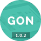 Gon - Responsive Ecommerce Shopify Theme - ThemeForest Item for Sale