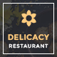 Delicacy - Bistro, Cafe and Restaurant Responsive Muse Template - ThemeForest Item for Sale