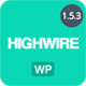 Highwire - LayersWP Business WordPress Theme Nulled