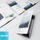 Four Panel Fold Brochure Mockups - GraphicRiver Item for Sale