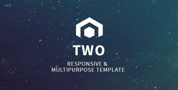 Two | Responsive & Multipurpose Template