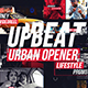 Upbeat Dynamic Urban Opener - VideoHive Item for Sale