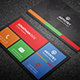 Corporate Color Business Card - GraphicRiver Item for Sale