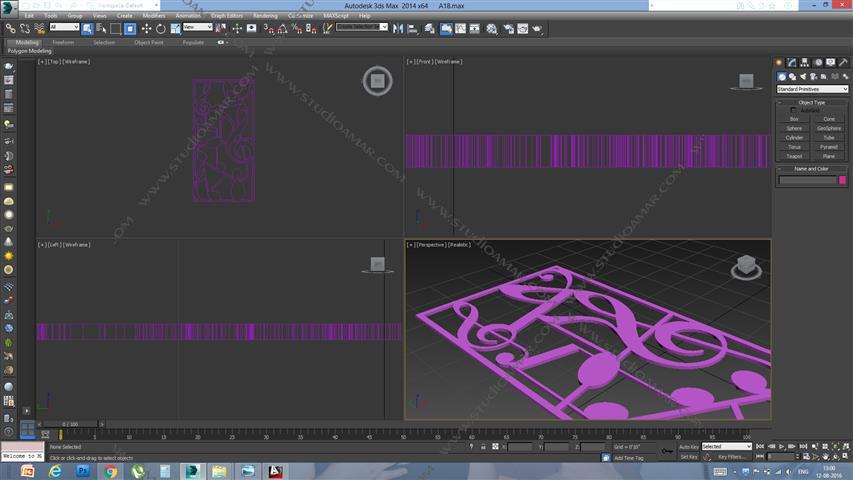 Rhythm (3D screen) PD_A18
