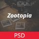 Zootopia - Design for Stock Images - ThemeForest Item for Sale