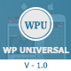 WP Universal - An App for WordPress News Blogs & Magazines