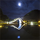 Night and Moon - VideoHive Item for Sale