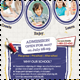 School admission Flyer Templates - GraphicRiver Item for Sale