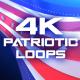 Patriotic Loop 01 - VideoHive Item for Sale