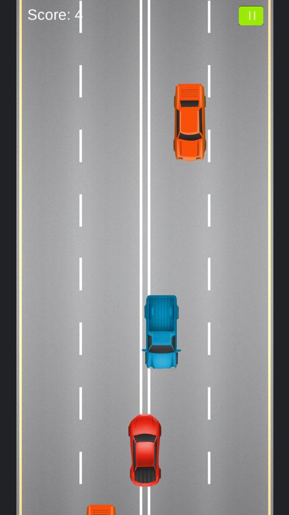 D Unity Games Car