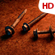 Rusty Nuts And Bolts 0327 - VideoHive Item for Sale