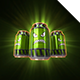 Small soda / energy drink can - 3DOcean Item for Sale