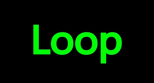 Loops and Small Tracks