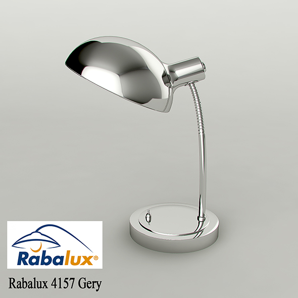 Desk lamp Rabalux Gery - 3DOcean Item for Sale