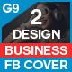 Facebook Cover - 2 Design