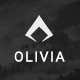 Olivia - Responsive WordPress Blog Theme Nulled