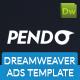 Pendo Dreamweaver Ads Template - CodeCanyon Item for Sale