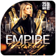 Empire Party Flyer