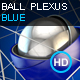 Ball Plexus Blue - VideoHive Item for Sale