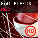 Ball Plexus Red - VideoHive Item for Sale