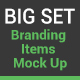 Branding Items Mock-Up - GraphicRiver Item for Sale