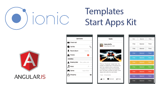 mobile app - ionic
