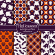Halloween Seamless Patterns - GraphicRiver Item for Sale