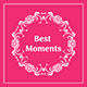 Best Moments - Mordern Wedding PSD Template - ThemeForest Item for Sale