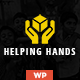 Helping Hands - Crowdfunding Charity Theme Nulled