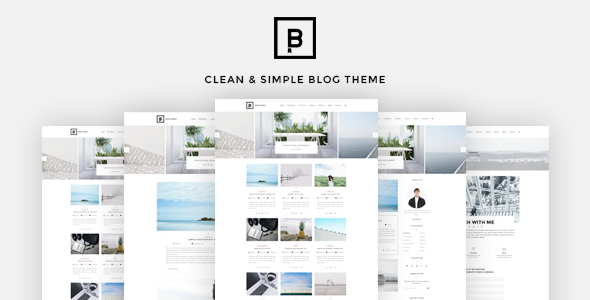 BasicMag – Minimalist Responsive Personal Blog