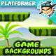 Platformer Game Background 13 - GraphicRiver Item for Sale