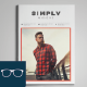 Magazine Template #4 - GraphicRiver Item for Sale