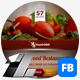 Food & Restaurant Facebook Covers - GraphicRiver Item for Sale