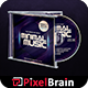 Minimal Music CD Album Artwork Vol. 1 - GraphicRiver Item for Sale