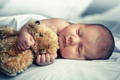 sleeping newborn baby - PhotoDune Item for Sale