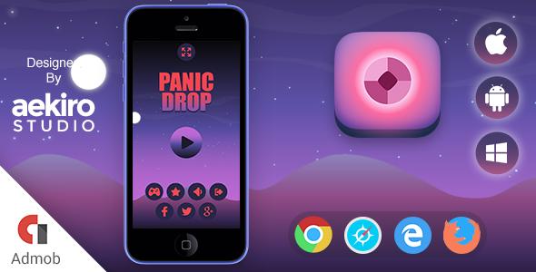 PanicDrop - CodeCanyon Item for Sale