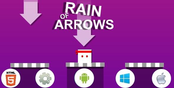 Rain of arrows-CAPX - CodeCanyon Item for Sale