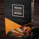 Restaurant Menu Vol 25 - GraphicRiver Item for Sale