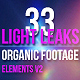 Light Leaks Elements - VideoHive Item for Sale
