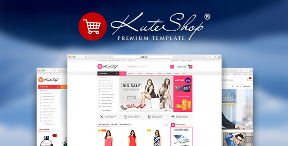 KuteShop – Multipurpose Responsive Shopify Theme